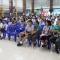 การรับมอบตัวนักเรียน การลงทะเบียนเรียน และการประชุมผู้ปกครอง นักเรียนระดับชั้นมัธยมศึกษาปีที่ 1 ปีการศึกษา2561