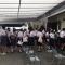 นักเรียนชั้นมัธยมศึกษาตอนปลาย โรงเรียนธนบุรีวรเทพีพลารักษ์เข้ารับการฉีดวัคซีนไฟเซอร์