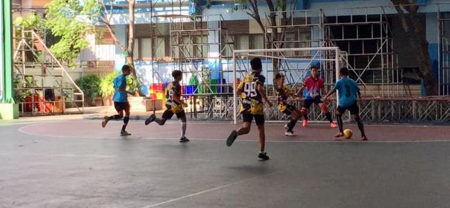การแข่งขันกีฬาระหว่างชั้นเรียน